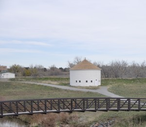 Round Barn on DeLaney Farm